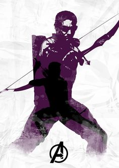 Hawkeye by Owen Seago, via Flickr