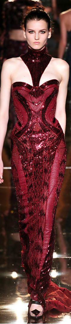Atelier Versace ● Haute Couture 2013