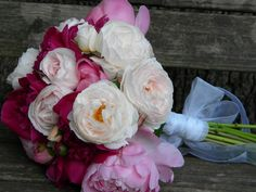 Wedding Bouqet Roses