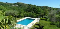 Villa Rosier, 5 minute walk into Callian Village.  Fabulous views.  Heated pool and Jacuzzi. Great for kids