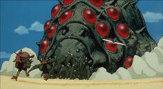 Miyazaki Masterclass – NAUSICAÄ OF THE VALLEY OF THE WIND
