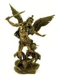 Resultado de imagen para figuras de san miguel arcangel