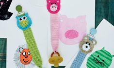 Perfekt gaveidé Baby Crafts, Baby Knitting Patterns, Diy Baby, Alter, Upcycle, Christmas Ornaments, Holiday Decor, Crochet, Upcycling Ideas