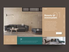Are you looking to brighten up a dull room and searching for interior design tips? Ux Design, Layout Design, Branding Design, Interaction Design, Logos Retro, Interior Design Website, Presentation Layout, Catalog Design, Landing Page Design