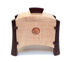 Kovecses Woodworking - Keepsake Box | SattvaGallery.com