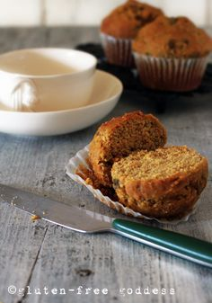 Gluten-Free Corn Muffins - A Spicy New Recipe from @Karina Allrich