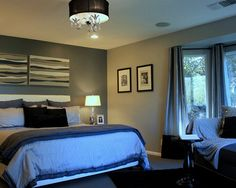 Los Angeles Contemporary Bedroom Window Blinds Design, Pictures, Remodel, Decor and Ideas - page 11