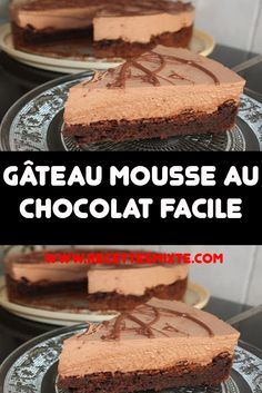 Chocolat Recipe, Gateau Cake, Home Bakery, Ramadan Recipes, Cooking Time, Nutella, Buffet, Biscuits, Food And Drink