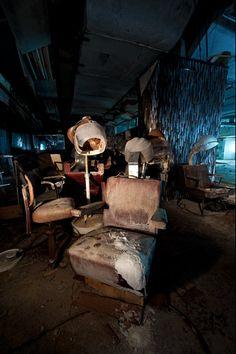 Grossinger's abandoned resort