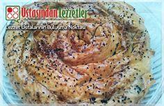 Ispanaklı Kol Böreği Tarifi #börektarifleri http://www.ustasindanlezzetler.com/hazir-yufkadan-ispanakli-borek.html
