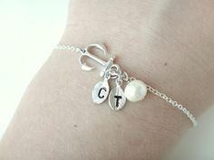 Hey, I found this really awesome Etsy listing at https://www.etsy.com/listing/183174262/personalized-anchor-bracelet-gifts-for