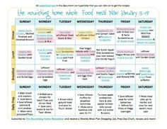 Cook Once, Eat Twice or More! {Simple Strategies to Save Time in the Kitchen} - The Nourishing Home