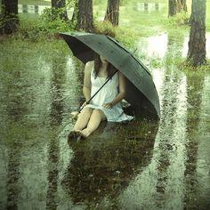 rain, rain....