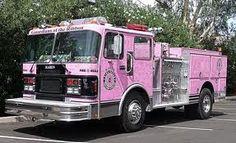 #pink #firetruck