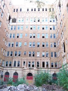 Ambassador Apartments, Gary, Indiana