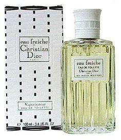 Eau Fraiche by Dior is a sweet, earthy and balsamic Citrus fragrance that features mandarin orange, lemon, palisander rosewood, vanilla and oakmoss. - Fragrantica  <3<3<31/2
