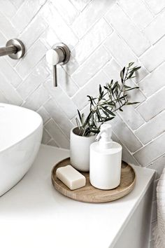 Kardashian Home Interior .Kardashian Home Interior Kardashian Home Interior .Kardashian Home Interior Click The Link For See Bathroom Inspo, Bathroom Inspiration, Bathroom Counter Decor, Bathroom Organization, Bathroom Styling, Modern Bathroom Decor, Bathroom Ideas, Washroom, Wood Bathroom Shelves