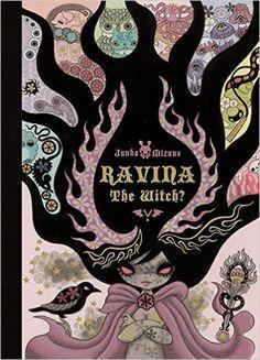 Amazon.fr - Ravina the witch ? - MIZUNO Junko - Livres