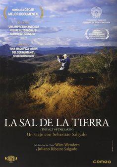 La sal de la Tierra [Vídeo-DVD] / [un documental dirigido por Wim Wenders y Juliano Ribeiro Salgado]