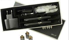 Starterset Ego-C im Set 2 E-Zigaretten Elektro austauschbare Verdampfer Elektronische ego c Zigarette - Produktdetails 2x 650 mAh eGo-C Akku 2x eGo-C Verdampfer Körper (Basic&Konus) 5x eGo-C Verdampfer 1x USB-Schnelllader 1x AC-USB Adapter 100-240 V – 500 mAh 5x Leertanks weiß/transparent Warnhinweis: Liquid enthält ggf. Nikotin. Dieses wirkt giftig auf den menschlichen Organismus. Bewahren Sie daher das Gerät, die Depotkapseln und Liquidfläschchen absolut unzu