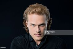 Actor Sam Heughan is photographed for Los Angeles Times on June 6, 2016 in Los Angeles, California. PUBLISHED IMAGE.