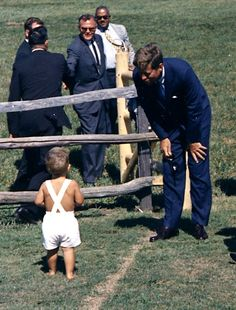 John F.Kennedy And His Family: Photo