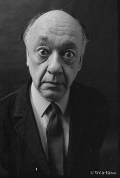 Eugene Ionesco Paris, 1966 © Willy Rizzo