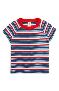 Tucker + Tate Stripe Cotton T-Shirt (Baby Boys) available at #Nordstrom