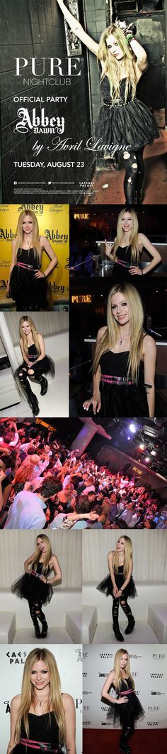 avril lavigne, outfit