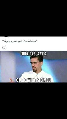 Wallpaper Corinthians, Comedy Memes, Nicki Minaj, Haha, Funny, Game Of Life, Pranks, Sentimental Quotes, Eyes