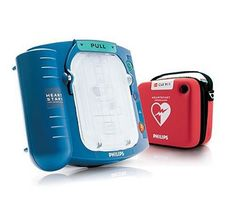 The 5 Best Home and Business Defibrillators | Automated external defibrillators are battery-operated, portable devices that are able to assess the heart's rhythm and send electric shocks directly to the heart in an effort to restore a normal rhythm.