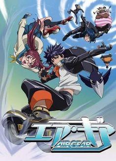 Anime-Saikou   Air Gear VOSTFR/VF DVD