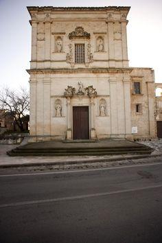 Chiesa e convento dei Domenicani su 365giorninelsalento.it