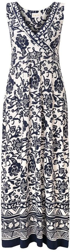 """read to find out why this is a perfect dress for women who want """"cool"""" and """"comfy"""" - http://www.boomerinas.com/2012/07/29/boho-chic-hippie-clothes-plus-size-maxi-dresses/ #PlusSizeDressesForSummer"""