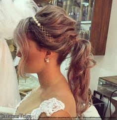 Madrinhas de casamento: Inspiração Rabo de cavalo