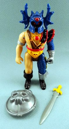 Vintage Advanced Dungeons & Dragons Warduke figure COMPLETE AD 1983 TSR | eBay