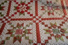Country Charmer by Lynn Wilder - can't wait till the pattern is ready for this one!  Such charm!