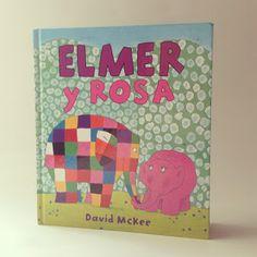La Colina de Puck: Elefante Multicolor Enamorado