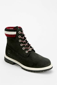 Timberland X UO Sweater-Lined Ankle Boot