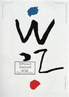 Henryk Tomaszewski manifesto Wojciech_Zamecznik.jpg (353×500)