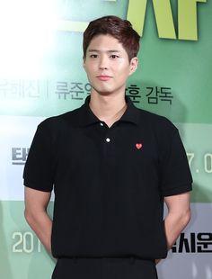 박보검 170725 <택시운전사> VIP 시사회