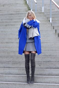 11 Ways to Wear Skirts With Boots This Winter -- The Cut