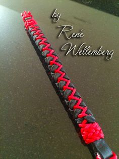 A stunning bracelet by Rene Wellemberg.