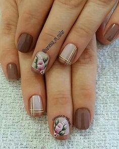 Cute Pink Nails, Bright Nails, Colorful Nail Designs, Gel Nail Designs, Fabulous Nails, Perfect Nails, Stylish Nails, Trendy Nails, Manicure And Pedicure