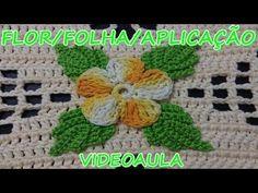 FLOR/FOLHA/APLICAÇÃO - JB ÍSIS #LUIZADELUGH - YouTube