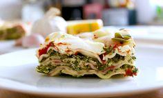 Winterliche Lasagne mit Grünkohl - Die Kleinschmeckerin