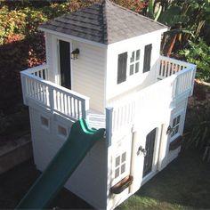 Dream Playhouse for a little girl