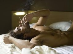 Why do guys smoke after sex