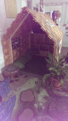 Indoor classroom cozy area - Explore and Develop ≈≈