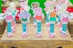 Decoração Festa Peppa
